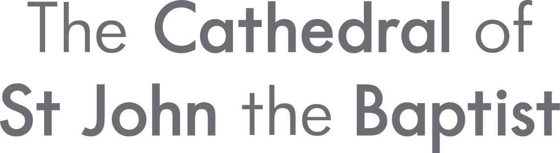 The Cathedral of St John the Baptist Mobile Logo