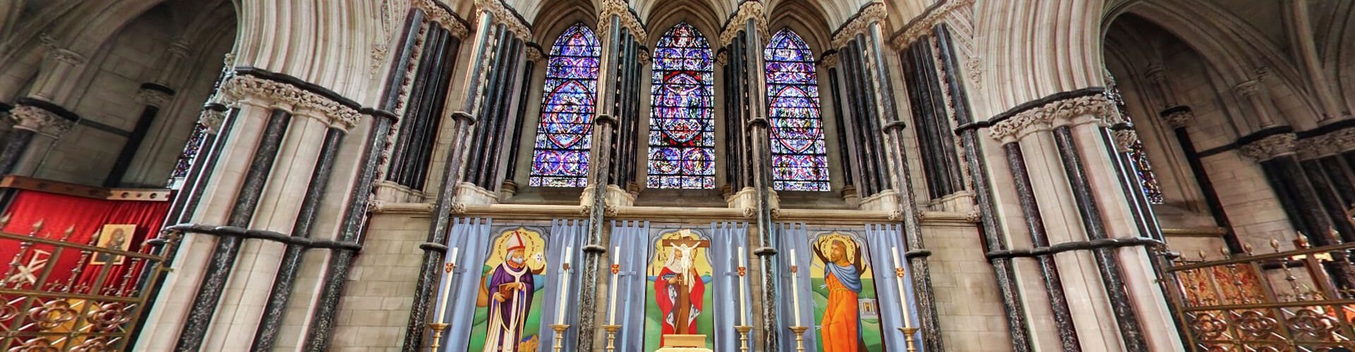 St John the Baptist Cathedral Norwich-inside