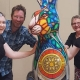 St John's Cathedral joins GoGoHares sculpture trail