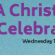 Cathedral Christmas Celebration 2018