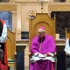 Archbishop Justin given ecumenical welcome
