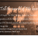 """Tell the World of His Love"" – CFC Fundraiser Concert"