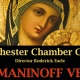 RACHMANINOFF VESPERS ON OCTOBER 19TH