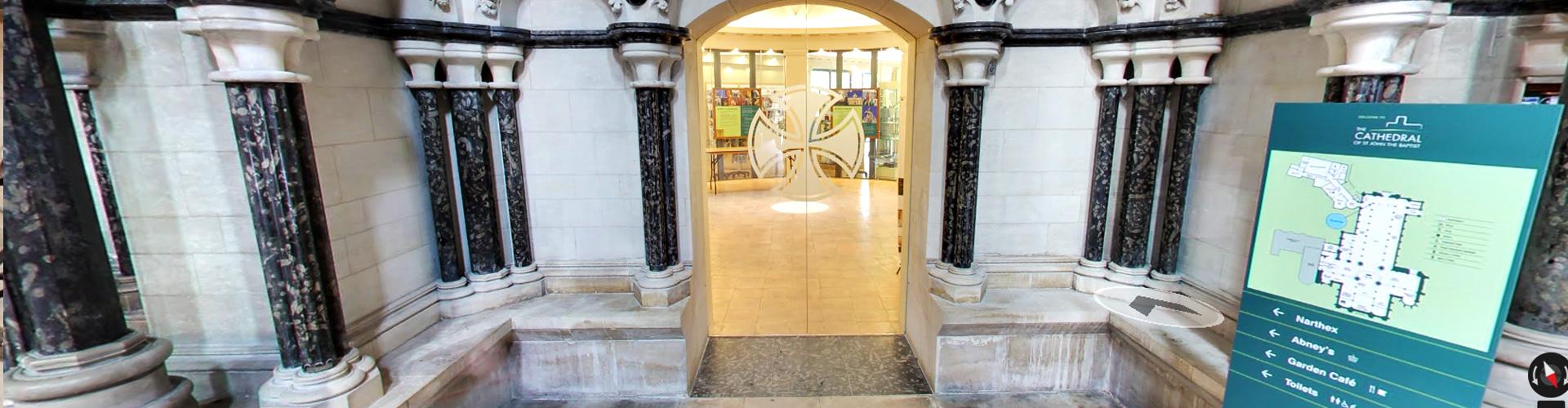 narthex-entrance
